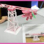 TECNOLOGIA 1r d' ESO-Projecte avió  giratori.