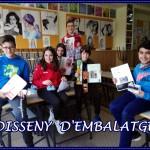 DISSENY D'EMBALATGES, 1r d'ESO.