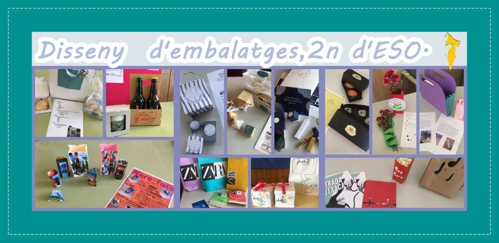 COLLAGE EMBALATGES 21 (Mediano)