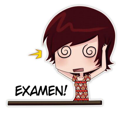 no examen