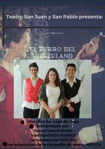 Iván Agulló, Carlos Asensio y Nerea Giner