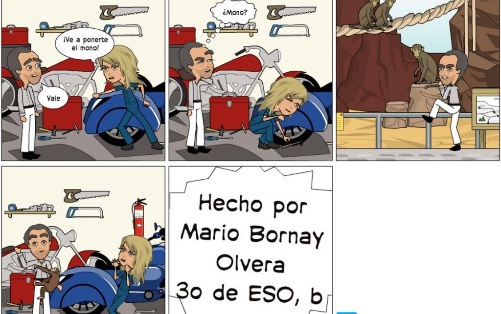 Mario Bornay