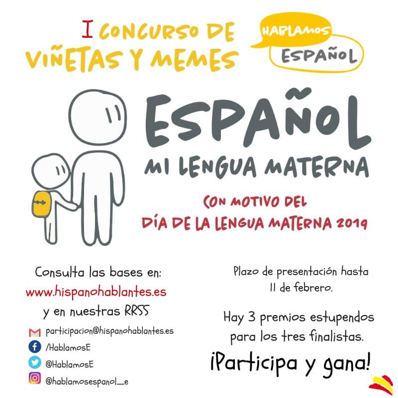 Bases Concurso Español
