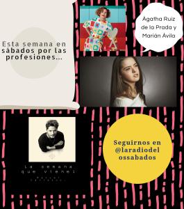 Alba García, Lucía López y Lúa Mirón