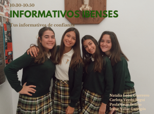Paula Cruz, Irene Villar, Natalia León y Carlota Verdú